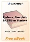 Embers for MobiPocket Reader