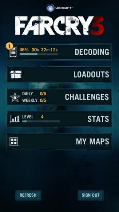 Far Cry 3 Outpost for iPhone