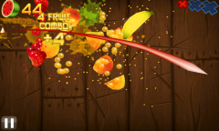 Fruit Ninja (Windows Phone 7)