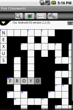 Fun Crosswords