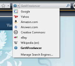 GetAFreelancer - Firefox Addon