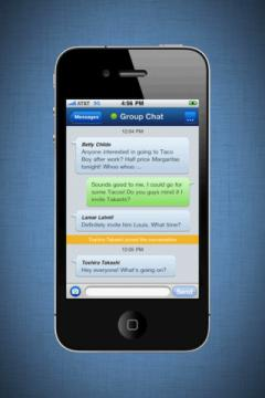 Hello! Messenger Free for iPhone