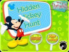 Hidden Mickey Hunt