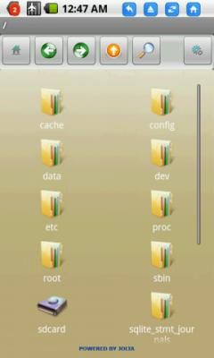 Jolta File Explorer Lite