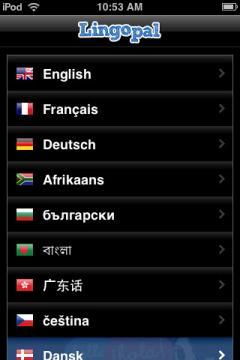 Lingopal Serbian - talking phrasebook