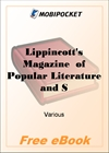 Lippincott's Magazine of Popular Literature and Science, October, 1877, Vol. XX. No. 118 for MobiPocket Reader