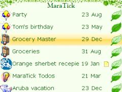 MaraTick