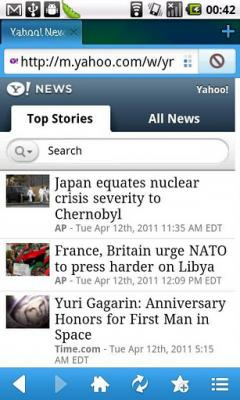 Maxthon Web Browser for Android