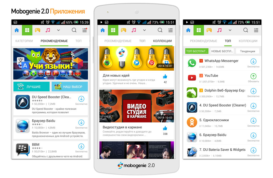 Free HTC ChaCha A810e / ChaChaCha Mobogenie Software