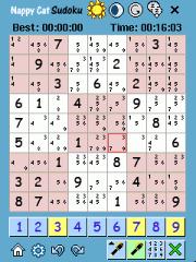 Nappy Cat Sudoku