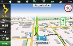 Navitel Navigator for Windows Mobile