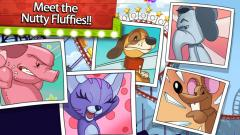 Nutty Fluffies Rollercoaster for iPhone/iPad