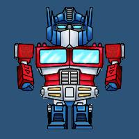 Optimus Prime Skin for ShakeThemAll