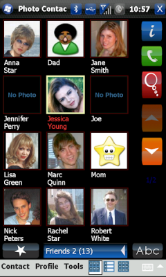 Photo Contacts PRO