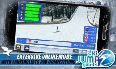 Ski Jump Giants 13 for Android