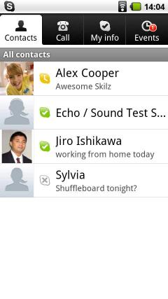 Skype (Android)