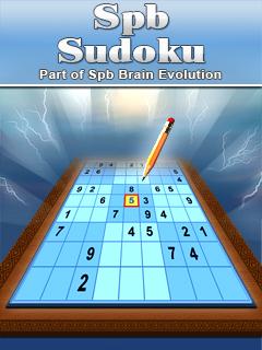 Spb Sudoku Pocket PC