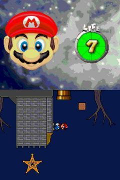 Super Mario Galaxy DS demo 3