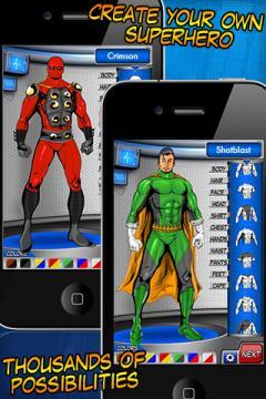 Free Superhero Creator FREE Software Download
