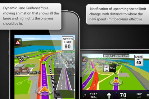Buy Apple iPhone OS - iPhone Sygic Canada: GPS Navigation