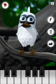 Talking Larry the Bird for iPhone