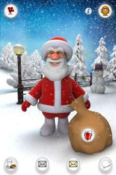 Talking Santa for iPhone