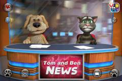 Talking Tom & Ben News for iPhone