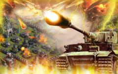 Battle for the Motherland. Tanks