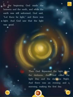 The Children's Bible: The Story of Creation HD (iPad)