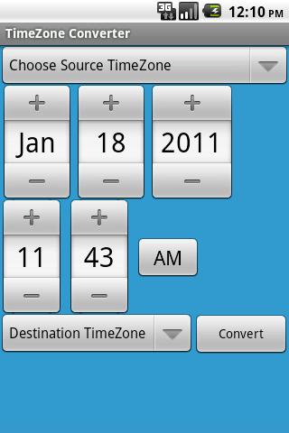 Free ZTE Z839 Blade Vantage LTE TimeZone Converter Software Download