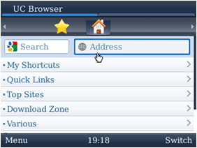 Free UC Browser (BlackBerry) Software Download