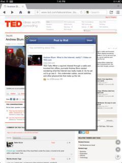 UC Browser (iPad)
