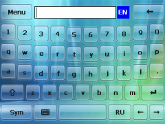 Vista Skin for SPB Keyboard