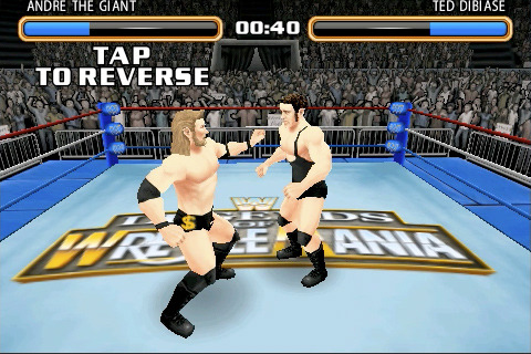 Buy Apple Iphone Os Iphone Wwe Legends Of Wrestlemania Application