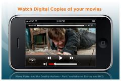 Warner Bros. Digital Copy Manager Mobile