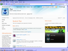 Windows Live Contact - Firefox Addon