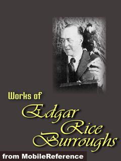 Works of Edgar Rice Burroughs (BlackBerry)