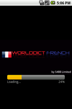 WorldDict French Free for Android