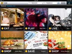 YP Mobile for iPad