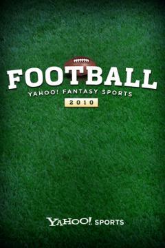 Yahoo! Fantasy Football for iPhone/iPad