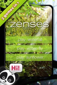 Zenses Rainforest 3-in-1