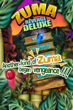 Buy Apple iOS 4 2 x (iPhone) Zuma Revenge Deluxe Application in