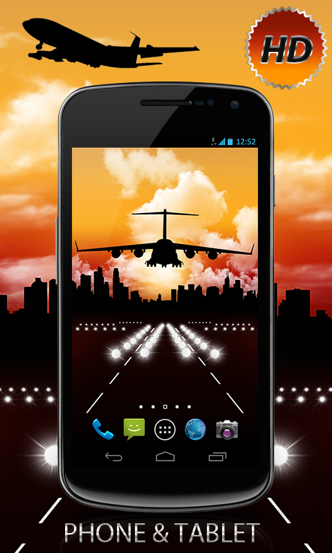 Free Aircraft Hd Live Wallpapers Software Download