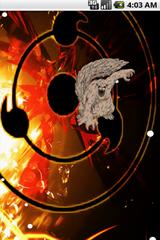 Free Android Akatsuki Bijuu Anime Live Wallpaper Software