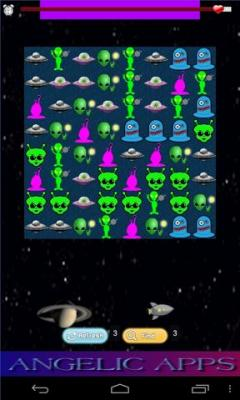 Alien Match Race Free Version