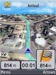 amAze GPS light edition