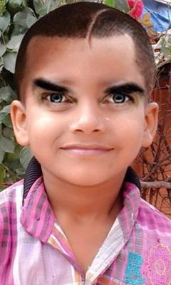 Amazing Face Undercover