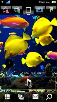 Free Nokia 5230 / 5232 / 5233 Nuron Aquarium Software Download in