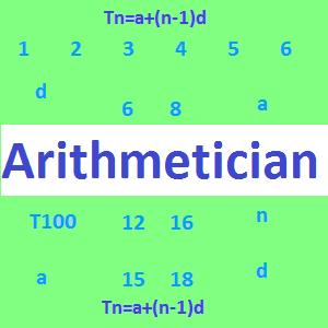Arithmetician