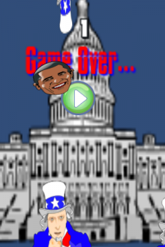 Barack's Flappy Adventure